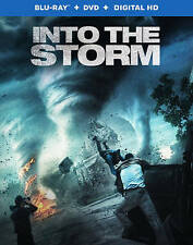 Into the Storm (Blu-ray/DVD, 2014, 2-Disc Set, Includes Digital Copy UltraViolet