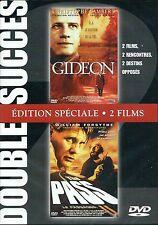 DVD - GIDEON + THE PASS / 2 films -D16