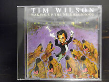 Tim Wilson - Waking Up the Neighborhood CD - Out of Print - Sealed!