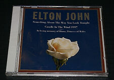 Elton John : Something About The Way You Look Tonight / Candle in the Wind 1997