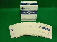 Box of 100 Sterile 2 x 3 Inch No Stick Pad Dressing Ouchless Non Adherent 2x3