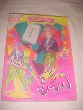 Kimber of Jem and the Holograms 2nd Second Edition New Rare Hasbro doll