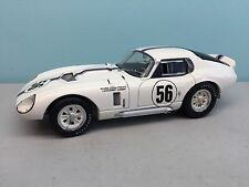 "1:18 Exoto 1965 Shelby Daytona ""The Ford of France Coupe"" Schlesser Simon 18005"