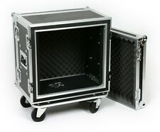 """10 Space Shock Mount 12"""" Deep Effects Rack ATA Flight Road Case by OSP"""