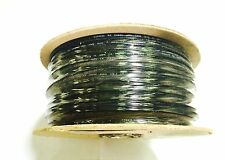 UL1007-20AWG-BLACK-500FT - BLACK STRANDED COPPER WIRE, 20AWG, 300V