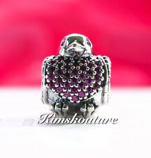 Authentic Pandora Red Robin Charm 791731CZR