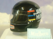 "TSM TRUESCALE MINIATURES 1/8  F1 HELMET JAMES HUNT 1976 ""RUSH"" TSM12AC03"