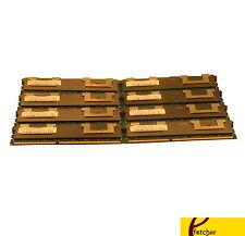 32GB (8X4GB) MEMORY FOR HP PROLIANT DL380 G7 DL980 G7 ML330 G6 ML350 G6 ML370 G6