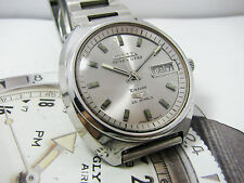 RARE VINTAGE CITIZEN SEVEN STAR DELUXE 7 AUTOMATIC 25 JEWELS GENTS.