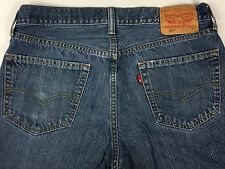 Levi's Jeans 559 Relaxed Straight Size 33 X 32 Men's Blue Denim