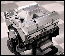 SBC CHEVY 383 SUPER STROKER STAGE 2.0, CRATE MOTOR 510 hp BASE ENGINE