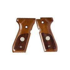 GUANCETTE Legno noce GUANCE BERETTA Pistola 92FS 96FS 98FS brigadier target