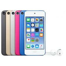 "New Apple iPod Touch 32GB 4"" 8MP VGA 6th Generation GREY/PINK/GOLD/SILVER"