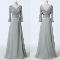 GK Applique Evening Wedding Mother of the Bride/Groom Gown Prom Dress PLUS SIZE
