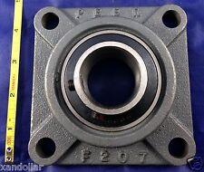Bearing PEER 4-bolt Flange Assembly UCF207-23