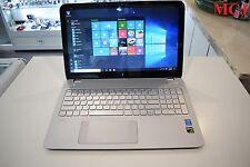 HP Envy 15 TouchSmart i7 @ 2.30GHz, 8GB RAM, 1TB HDD, GTX 850M Graphics