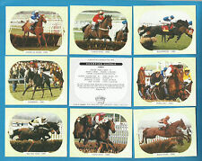 Cigarette/Trade Cards - HORSE RACING - CHAMPION HURDLE WINNERS 1976-1995