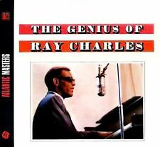 The Genius of Ray Charles by Ray Charles (CD, Mar-2005, Warner Music)