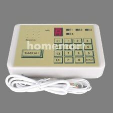 Wired Voice Auto-dialer Burglar Security House Alarm System 150mA (max) 4 pairs