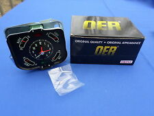 NEW 1968 Chevelle And El Camino In-Dash Clock & Gauge Cluster OER Parts 6481543