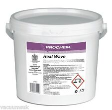Prochem Heat Wave S778 4kg Carpet & Upholstery Cleaning Powder for Truck Mounts