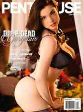 Penthouse Drop Dead Gorgeous Special Limited Edition October 2015