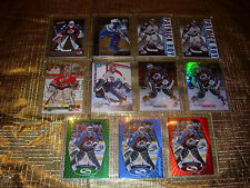 Huge 11 Patrick Roy Parallel Vanguard Ltd-Parkie-Starquest-Quad Black Diamond $$