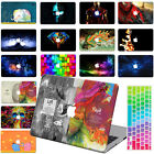 Colorful Hard Case Shell Keyboard Cover For Macbook Pro13