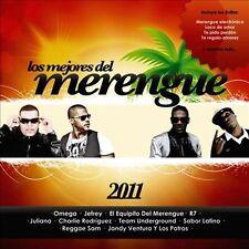 MEJORES DEL MERENGUE 2011 /...-MEJORES DEL MERENGUE 2011 / VARIOUS CD NEW