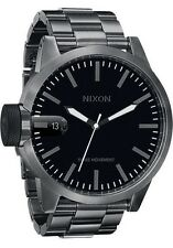 Nixon Chronicle All Gunmetal SS