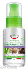 Equilibra Tricologica HAIR CRYSTALS LIQUID 50ml Argan Oil Hair Glosser For Shine