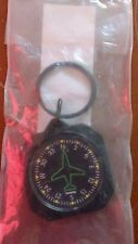 PORTE CLE AVIATION  compas -Key ring. Neuf. New
