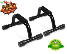 Push up Stands Handles Bars Home Gym Fitness Exercise Equipment - ²SVRNC