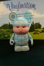 "DISNEY World VINYLMATION Park 3"" Set 1 Movieland Tron Legacy Kevin Flynn"