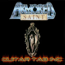 Armored Saint Guitar & Bass Tab SYMBOL OF SALVATION Lessons on Disc Anthrax