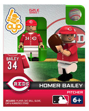 Homer Bailey MLB Cincinnati REDS Oyo Mini Figure NEW G2