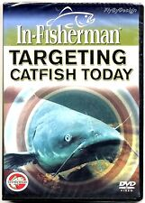 """""""Targeting Catfish Today"""" Fishing Secrets on NEW DVD with the In-Fisherman Staff"""