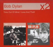 FREE US SH (int'l sh=$0-$3) NEW CD Bob Dylan: Time Out of Mind / Love & Theft (S