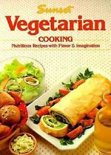 Vegetarian Cooking, Sunset Books, 0376029110, Book, Acceptable