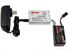 Speed Balance Charger + 2500mAH Lipo 3S Battery For Parrot AR.Drone 2.0 New