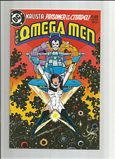 OMEGA MEN #3 Grade 9.6 Copper Age key issue: First LOBO appearance!