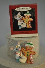 Hallmark - Caring Doctor - Dr Mouse with Sugar Cookie - Classic Ornament