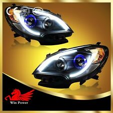 For 2013-2015 Buick Encore HID LED Headlights with DRL and Bi-xenon Projector