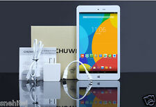 Chuwi Hi8 Dual Boot Tablet PC Windows 10 & Android 4.4 Intel Z3736F | OFFER PACK