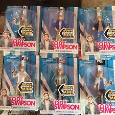 Cody Simpson Down Under Mini Collectables 6 Piece Set   ***New in Box***