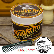 Suavecito Firme / Strong Hold Pomade 4 oz