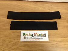 Handle Bar Covers To Fit Bugaboo Donkey In Black