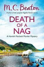Death of a Nag by M. C. Beaton (Paperback, 2013) New Book