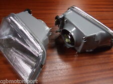 RENAULT 5 GT TURBO NEW HEAD LIGHTS LAMPS PAIR LIGHTING