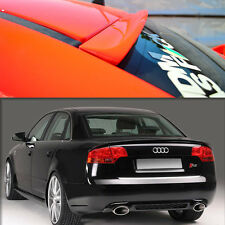 for 06-08  AUDI A4 B7 SEDAN PAINTED K TYPE REAR ROOF SPOILER quattro